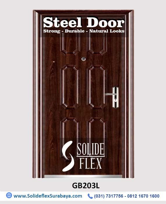 Steel Door - GB203L