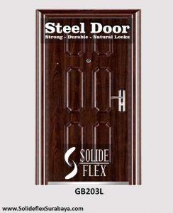 steel door surabaya
