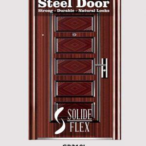 solide flex pintu besi