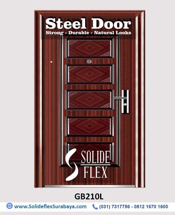 Steel Door - GB210L