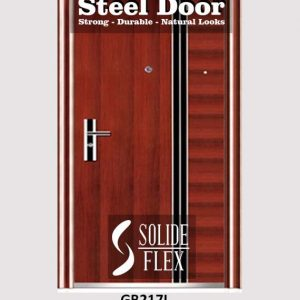 Steel Door Solide Flex