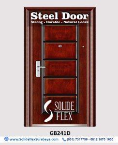 Steel door Bali