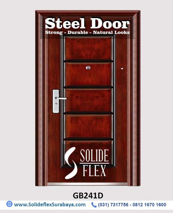 Steel Door - GB241D