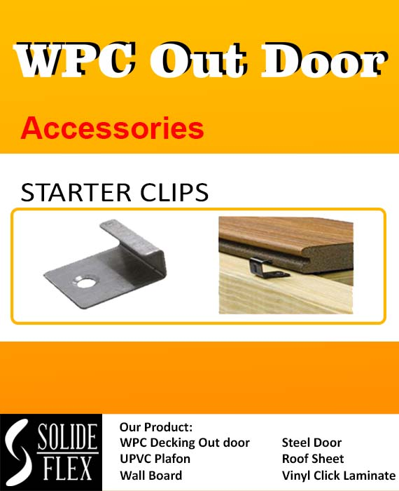 WPC Outdoor - Accessories