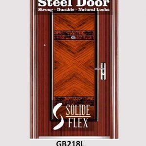 Steel Door Pintu Besi GB218L