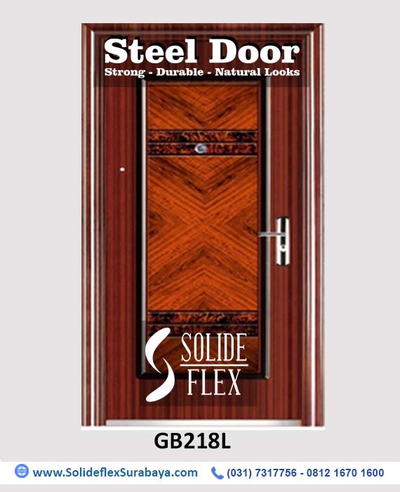 Steel Door - GB218L