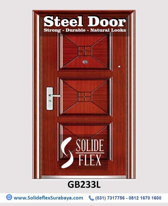 Steel Door -  GB233L