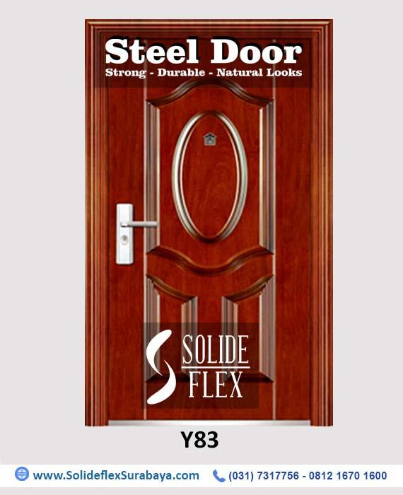 Steel Door - Y83