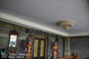 UPVC Indoor Plafond Project